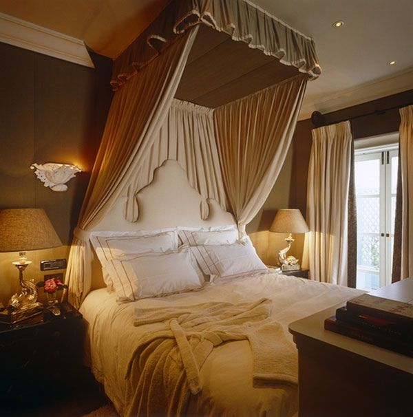 Find This Pin And More On Bed Room Classic/ Canopy By Arredojm.
