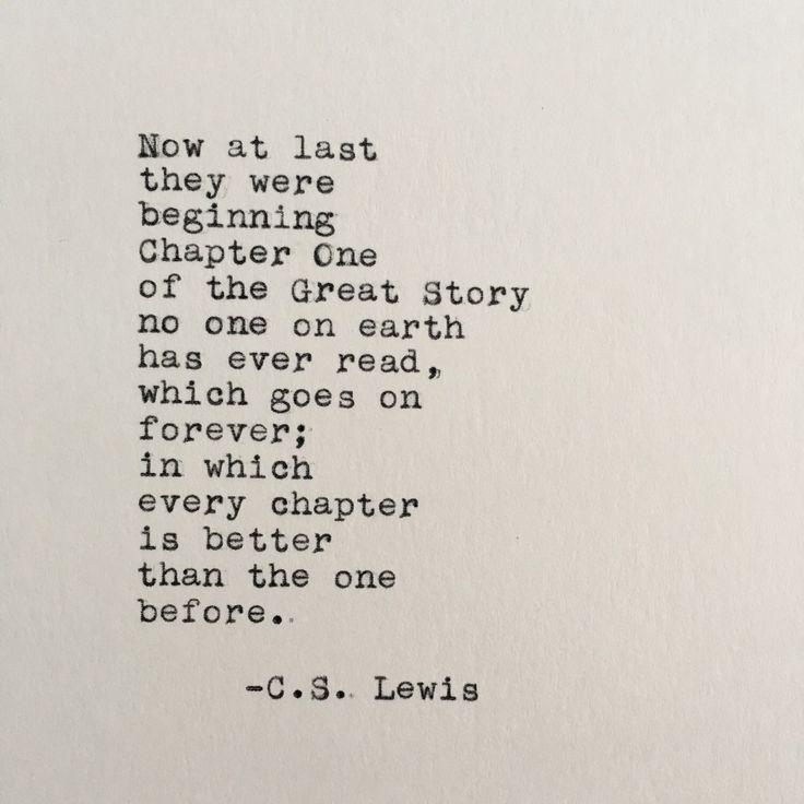 C.S. Lewis liefde citaat (Kronieken van Narnia) getypt op typemachine - 4 x 6 witte Cardstock door LettersWithImpact op Etsy https://www.etsy.com/nl/listing/169898344/cs-lewis-liefde-citaat-kronieken-van