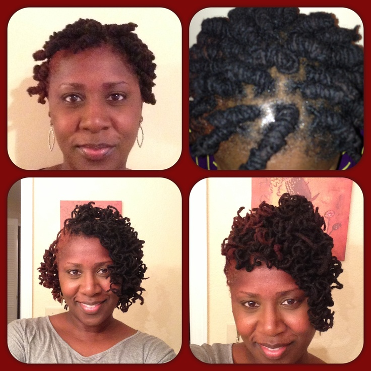 Bantu Knots To Curly Locs Rock It Natural Hair Styles