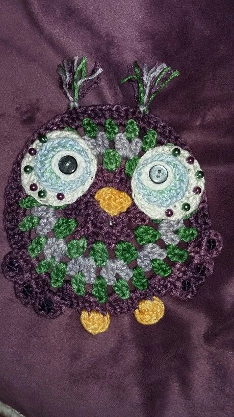 Owl Aplique