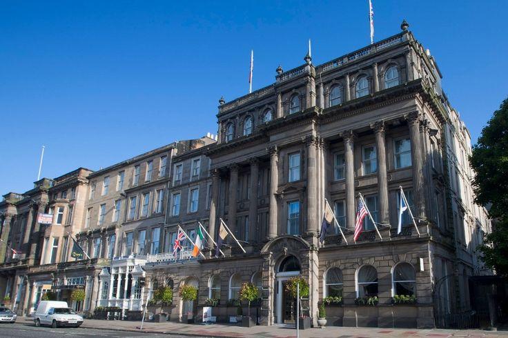 10Best Downtown Hotels in Edinburgh | 10Best.com #Scotland