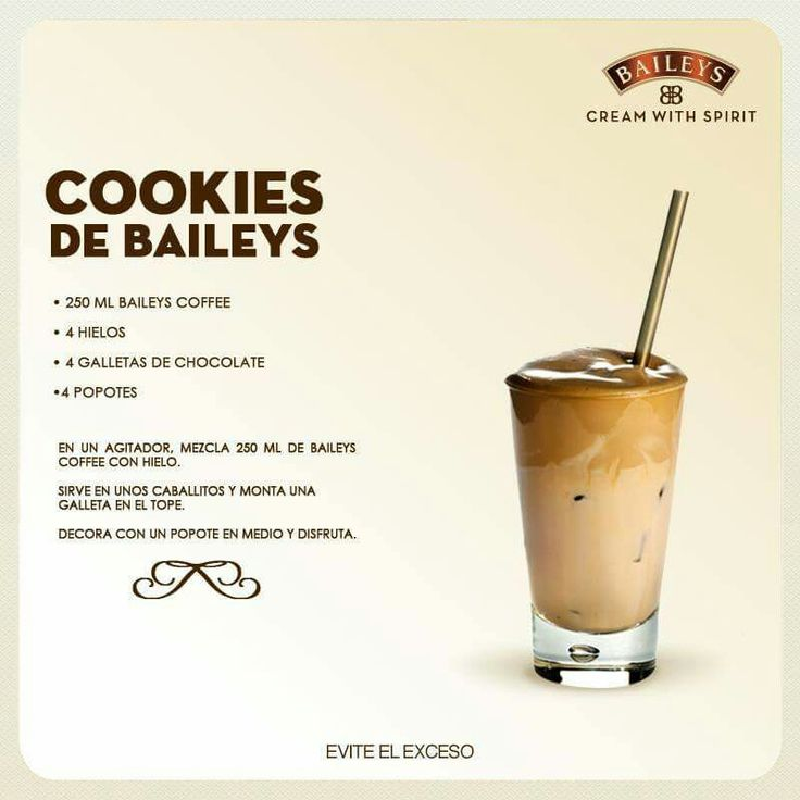 cookies de Baileys