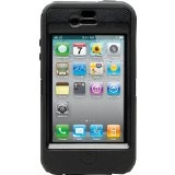 OtterBox Defender Case for iPhone 4 (Black, Retail Packaging, Fits AT iPhone) (Wireless Phone Accessory)By Otter Products