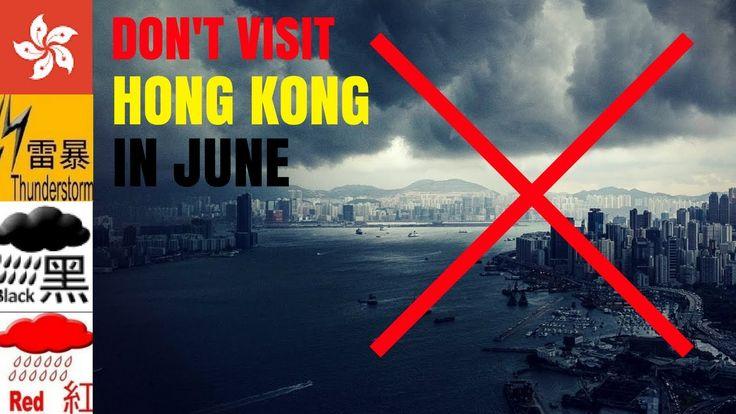 DON'T VISIT HONG KONG IN JUNE