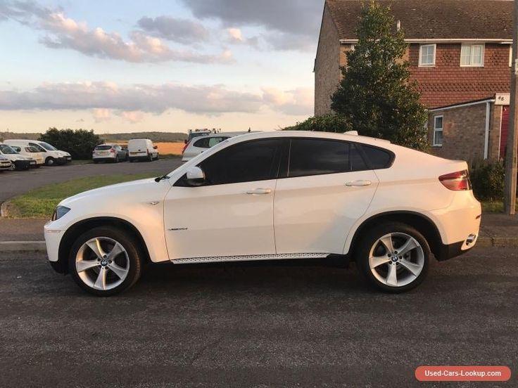 BMW X6 3.5D Twin Turbo X-Drive 2009 #bmw #x6 #forsale #unitedkingdom