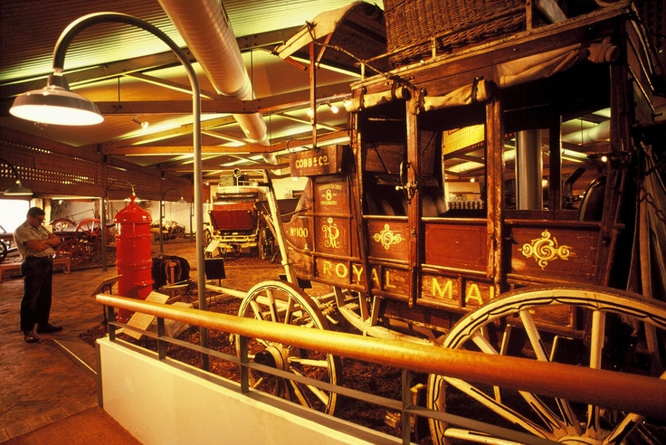 Visit Cobb & Co Museum while in town for the Toowoomba Carnival of Flowers.