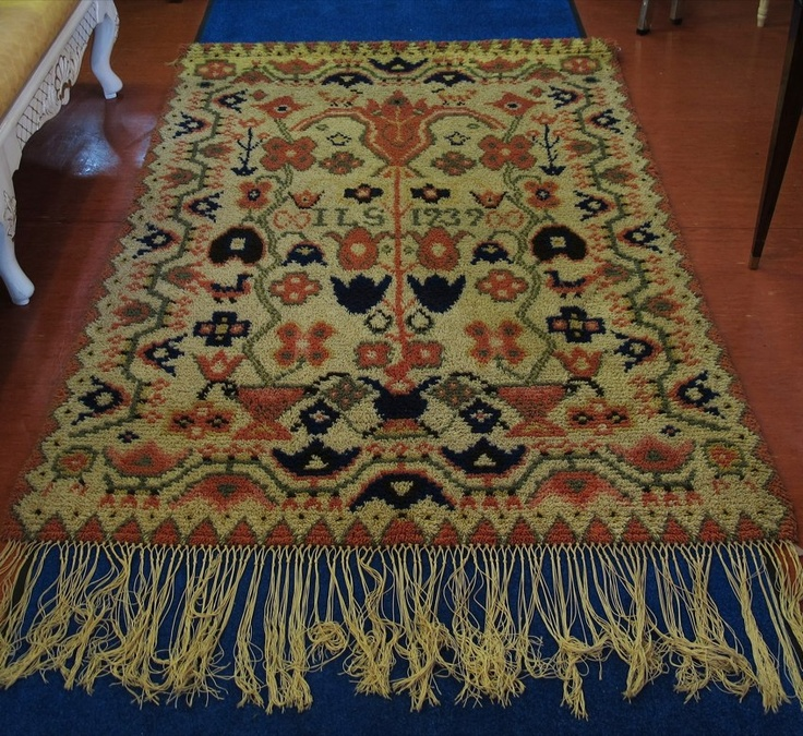 44 Best Images About Rugs Rya Ryijy Finnish Rug On