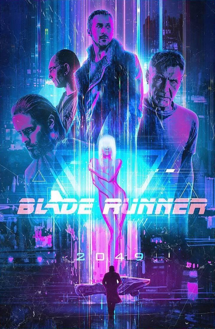 Blade Runner 2049 (2017) [720 x 1101]