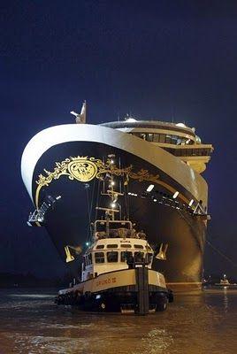 Kapal Pesiar Disney Dream Yang Mewah