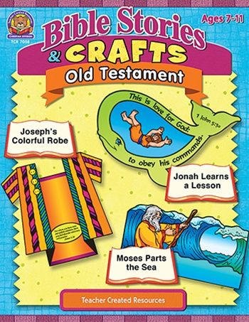 Bible Stories Crafts.