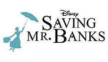 Saving Mr. Banks.... the story behind Mary Poppins. I watched the movie trailer today and I can't wait to see this movie.