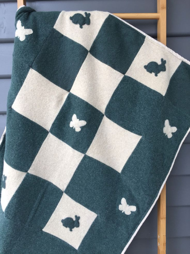 Cashmere Baby Blanket, Recycled Cashmere, Cashmere Baby Quilt, Forest, Green and Beige, Woodland Baby Decor, Cashmere Baby Shower, CB04 by SnugWorkshop on Etsy https://www.etsy.com/au/listing/473429030/cashmere-baby-blanket-recycled-cashmere
