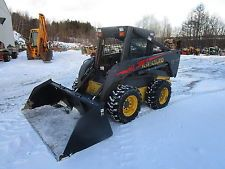 New Holland LS180B Skid Steer Loader VIDEO! RUNS MINT LS180-B skid steer loaders - construction equipment - equipment financing - heavy machinery