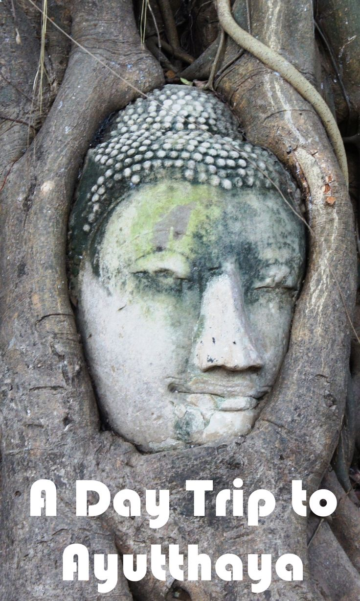 A day trip from #Bangkok to Bang Pa-In Summer Palace and #Ayutthaya. #Thailand