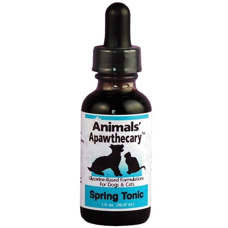 Animals' Apawthecary Spring Tonic for Dogs and Cats, 1oz ** Check out the image by visiting the link.