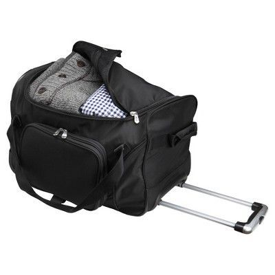 NBA Los Angeles Lakers Mojo 22 Rolling Duffle Bag