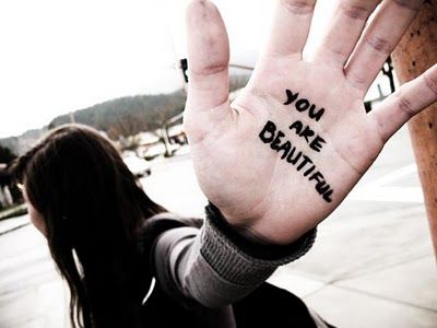 You Are Beautiful......