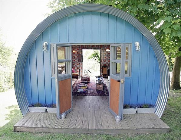 Shed of the Year 2013 winner and runners-up revealed