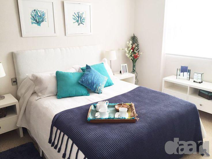 dormitorio piloto erasmo escala #interiorismo #diseño #decoracion #daarq #bedroom #dormitorio