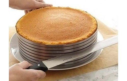Adjustable Layer Cake Slice Mould
