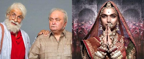 Padmavati effect: Amitabh Bachchan and Rishi Kapoor's 102 Not Out's release date postponed #FansnStars