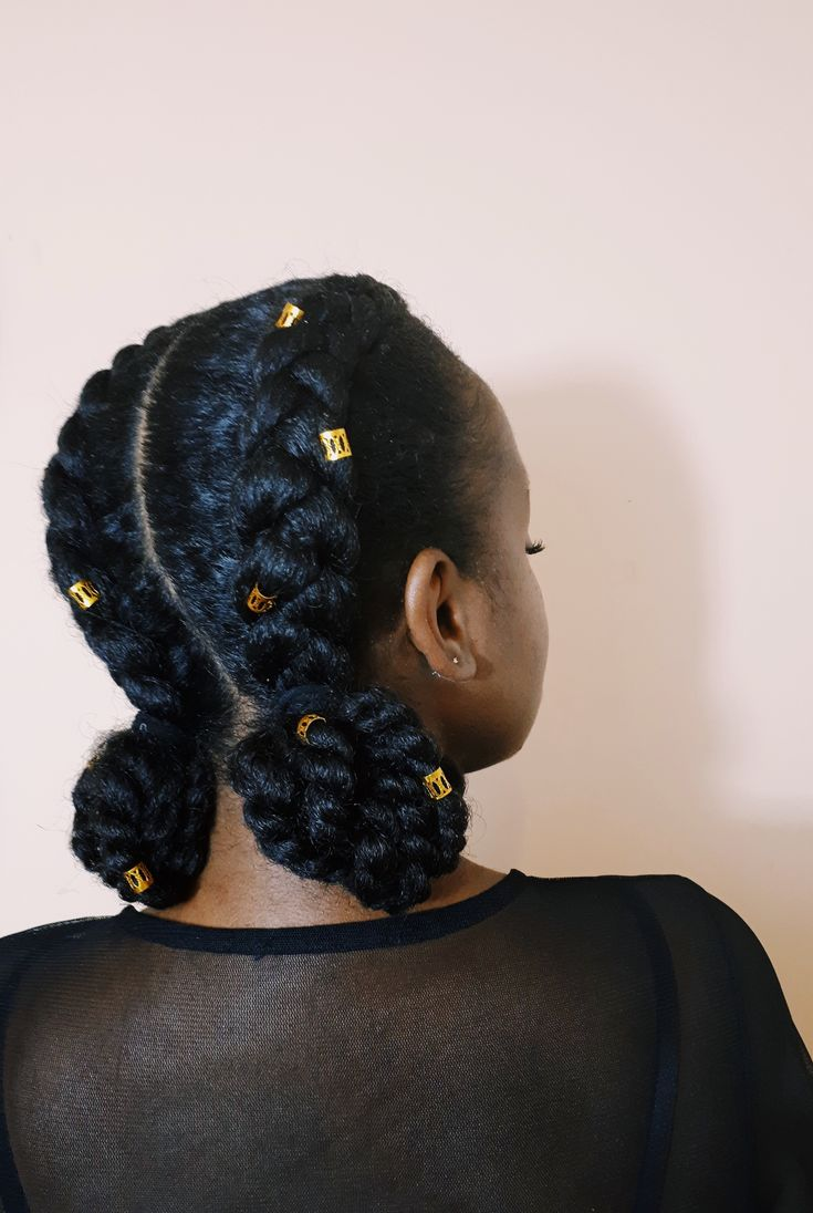 #HairAfro: 28 Frisuren zum Schutz Ihrer Haare vor der Kälte #coiff …
