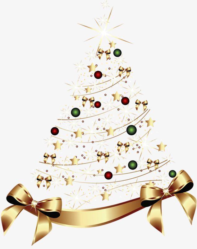 Christmas Trees Gold Christmas Bows Christmas Embroidery Patterns Christmas Embroidery