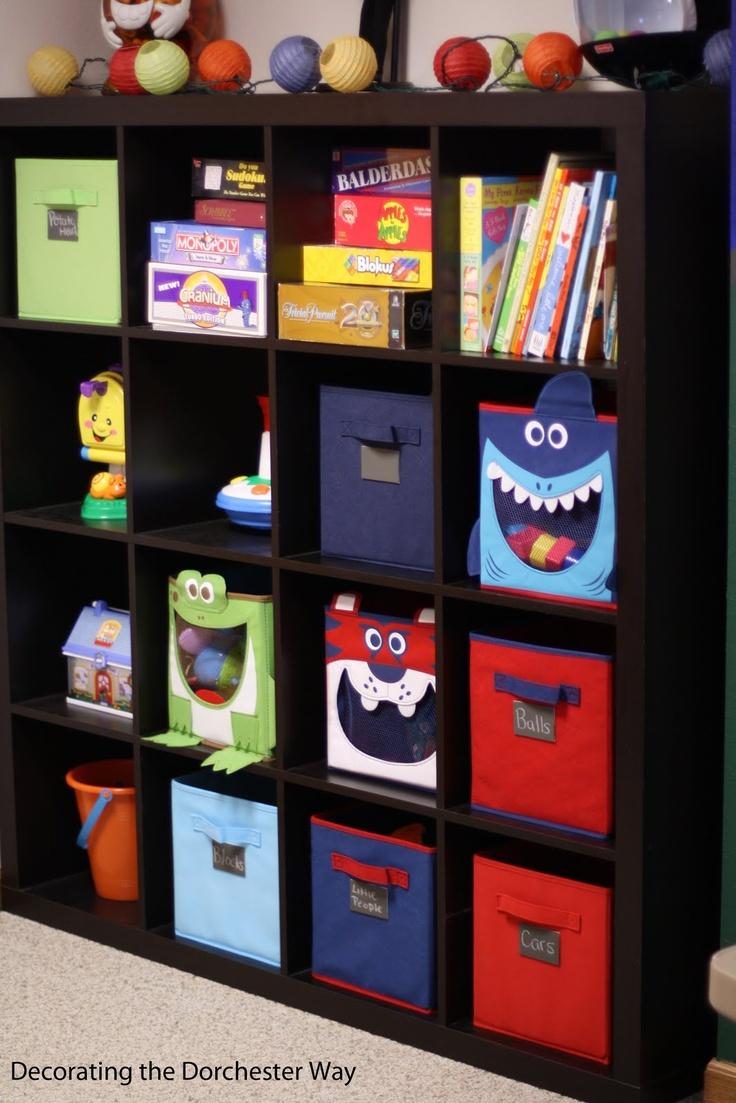 Toy Storage Organizaci 243 N De Juguetes Cuartos De