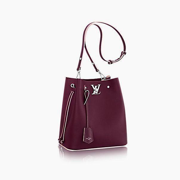 Lockme Bucket Lockme in WOMEN's HANDBAGS collections by Louis Vuitton