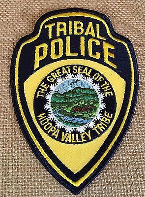 Hoopa Valley Tribal Police Patch