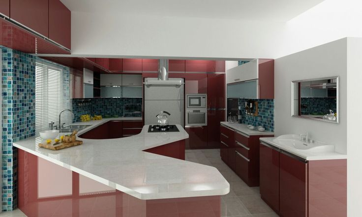 Have A Look Wonderful Kitchen Interior Design Done By Walls Asia Architects For Mr.Fazal  Let Us Know What You Think About it in The Comments Below! If You Need Any Related Services: +91-040-64544555, +91-9963803333 Email: info@wallsasia.com
