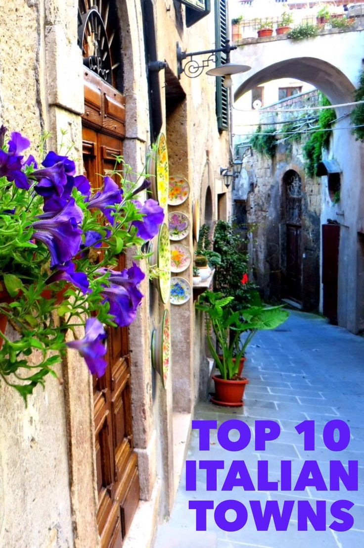 Going to travel Italy? 10 hilltop towns in Italy you must see to believe. click to learn more about making your Italy vacation one you will never forget. The best and most beautiful of Tuscany and Umbria's hill towns.