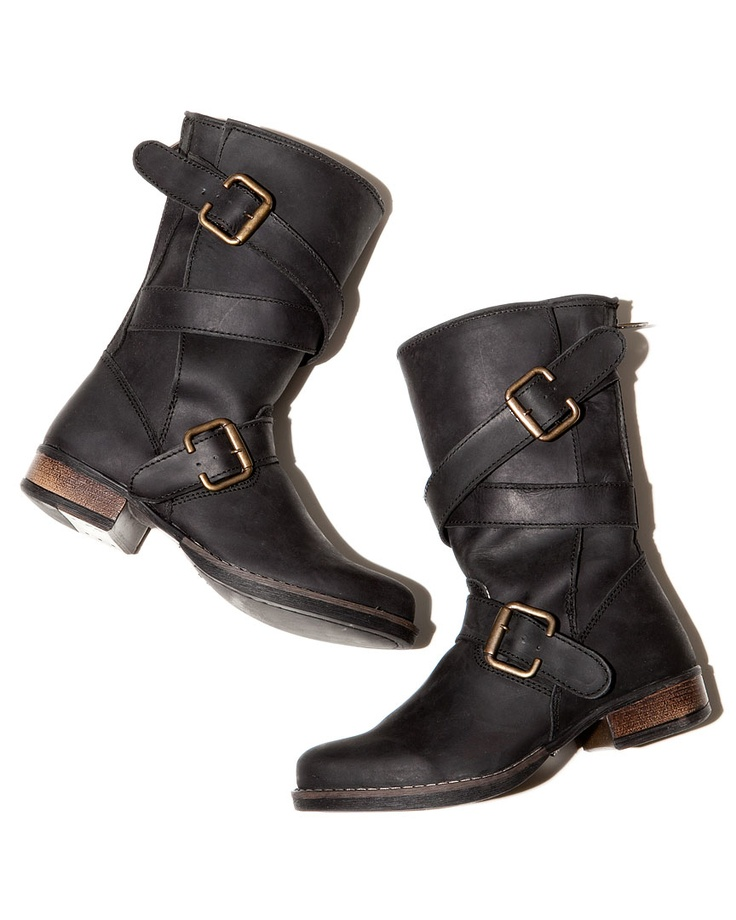 love these boots Steven by Steve Madden