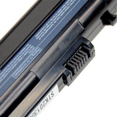 7200MAH Battery for ACER ASPIRE ONE ZG5 UM08A31 UM08A51 A150 ZG5 D150 D250 531