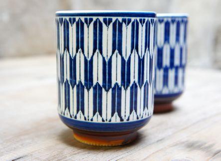 Fletcha Tea MugDecor, Mugs Pattern, Awesome Clear, Fletcha Teas, Blue Teas, Ceramics Perfect, Object, Coffee Mugs, Teas Mugs