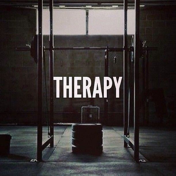 Therapy.