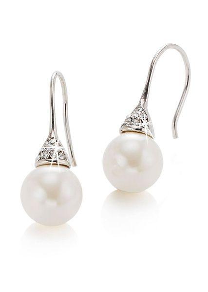 Náušnice Perla Tyto nádherné • 229.0 Kč • Bon prix