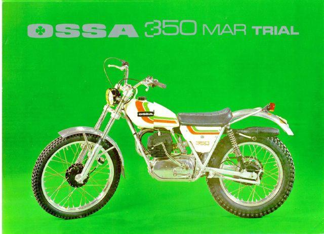 97 best folders images on pinterest vintage motorcycles ossa bis 1 fandeluxe Gallery
