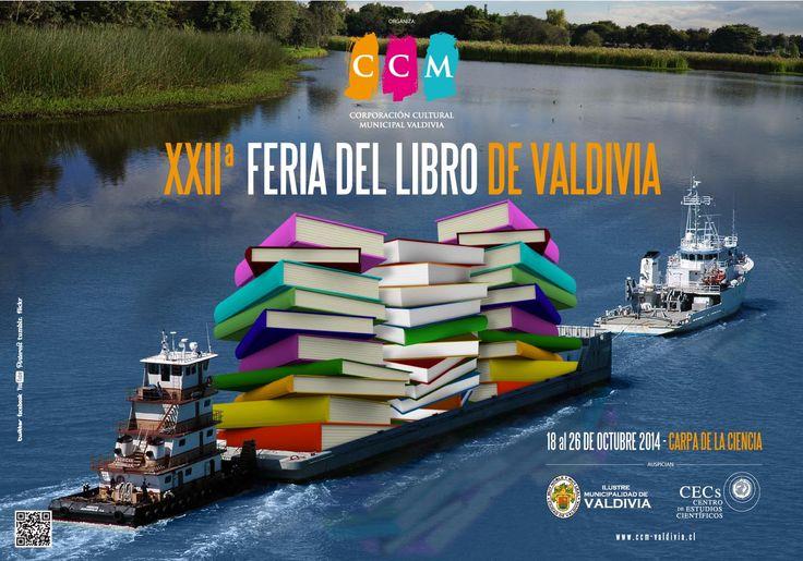 XXIIª Feria del Libro de Valdivia