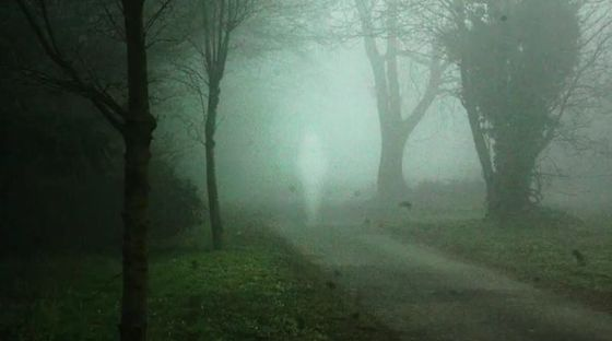 Guildford Ghost photograph remains one of the most convincing ghost pictures in history