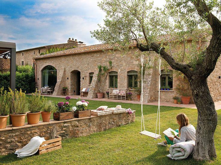 Las 25 mejores ideas sobre planos de casa de estilo rancho - Casas rurales en el campo ...