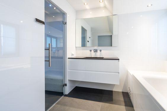 15 Luxe Badkamer Voorbeelden | Luxe Badkamers.nl