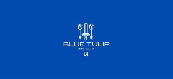 Logo selection 2010-2012 by Deividas Bielskis, via Behance