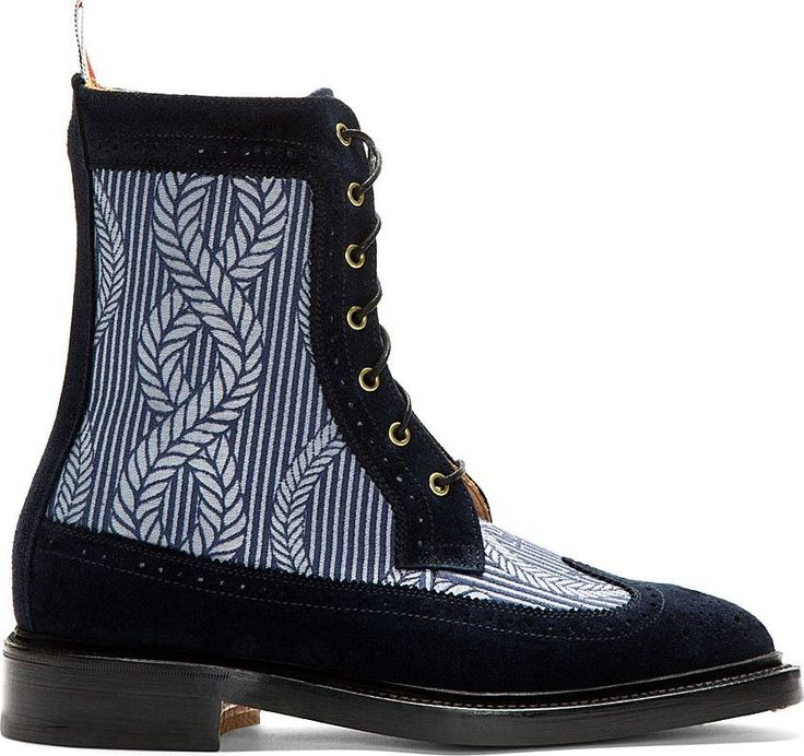 Thom Browne Anchor Shoes