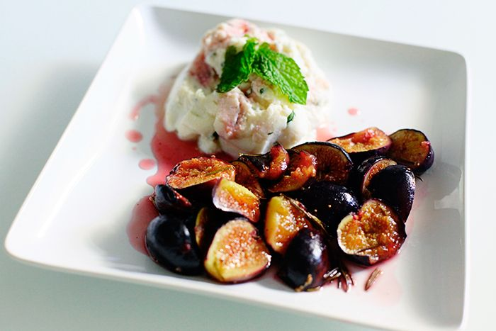 Late Afternoon: Labor Day Brunch ~ Fig Season