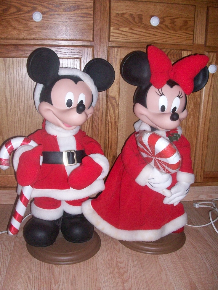 Christmas animated mickey and minnie disney mickey and friends col