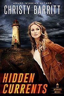 C Jane Read     : Hidden Currents by Christy Barritt