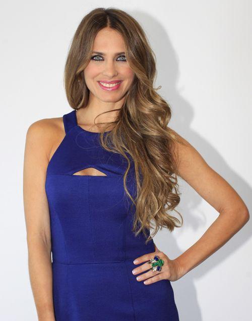 Vanesa Romero durante la presentación de la nueva temporada de 'La que se avecina'