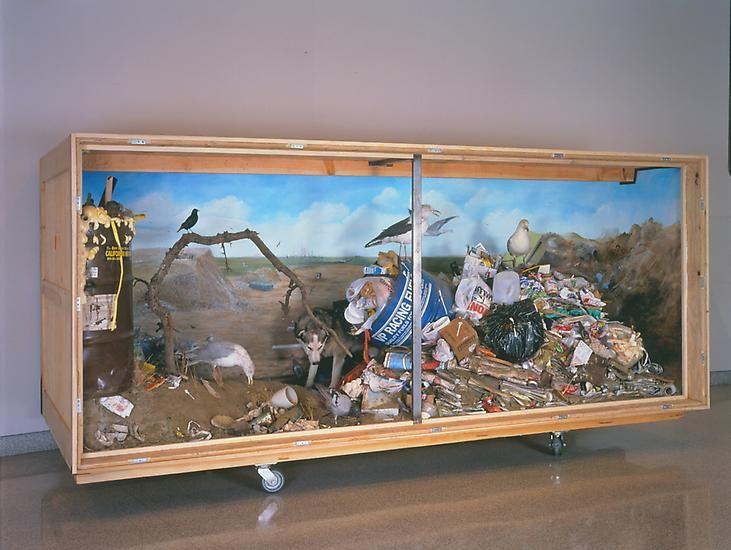 Mark Dion  Landfill 1999-2000