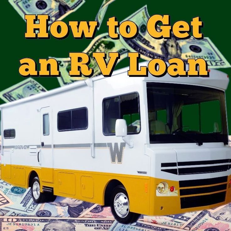 How to Get an RV Loan